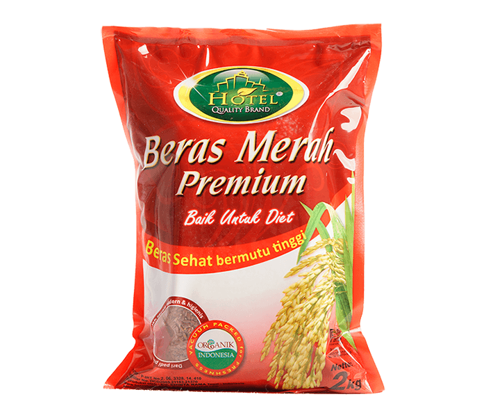 Beras Merah Premium
