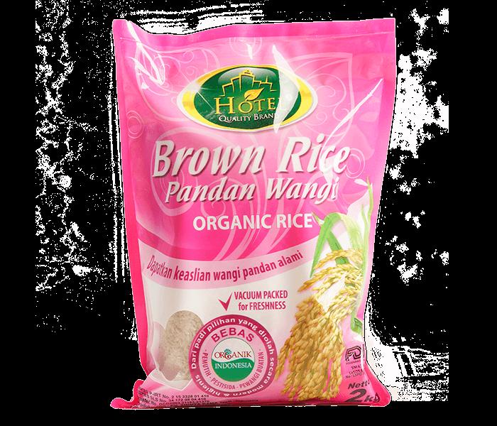 Brown Rice Pandan Wangi