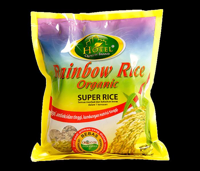 Rainbow Rice Organic