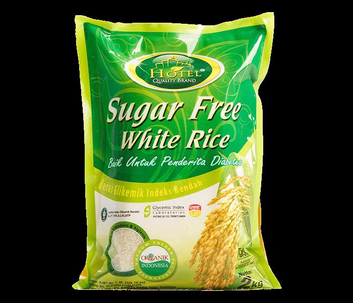Sugar Free White Rice