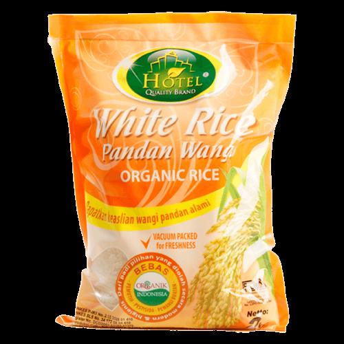 White Rice Pandan Wangi